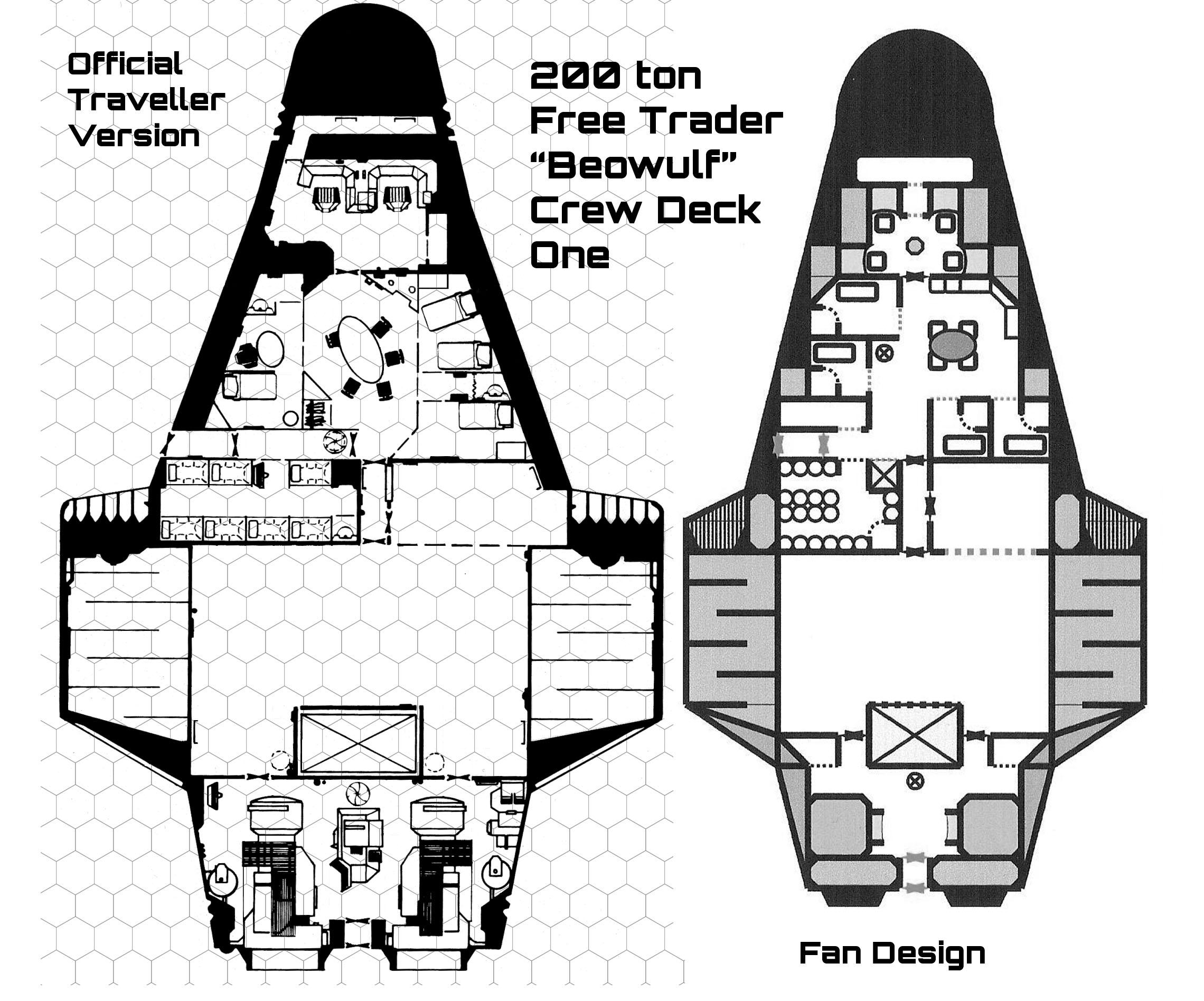 86+ Starship Floor Plans - Spaceship Floor Plan Generator Luxury ...