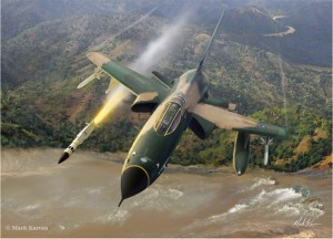 F-105GWildWeasel18x24Print800a