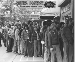 SW fans 1977